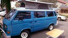 VW Kombi pop top campervan Manly Manly Area Preview