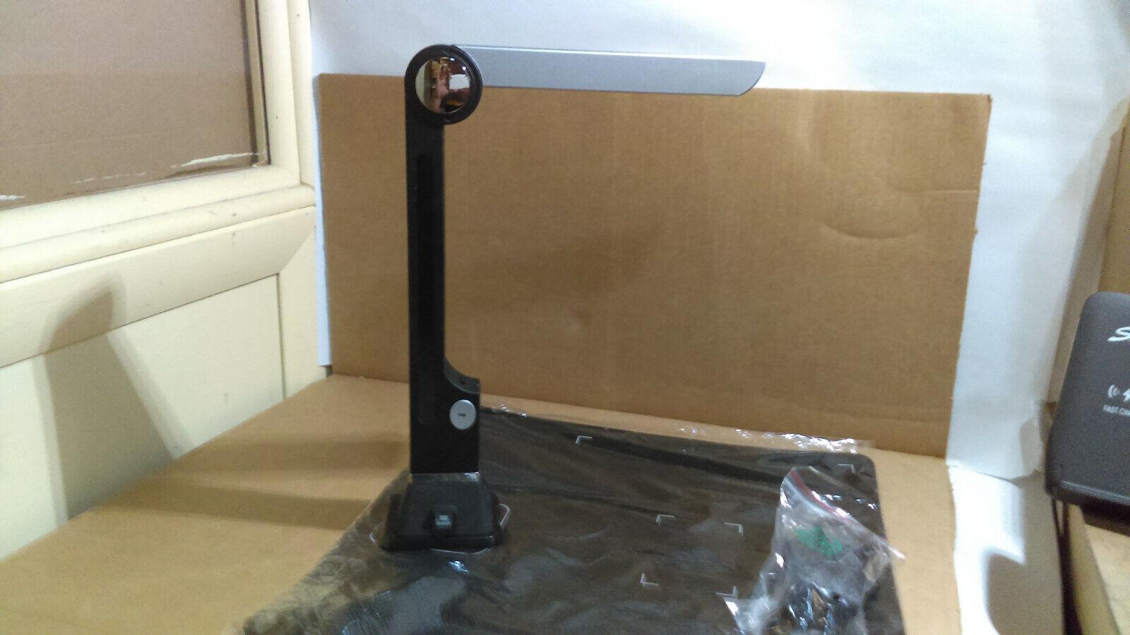 USB Portable High SpeedO  Document LED Light Camera Scanner