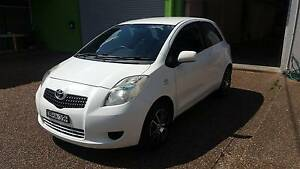 2006 Toyota Yaris YR 1.3L 4 Cylinder 3 Door Hatch - Manual Waratah Newcastle Area Preview