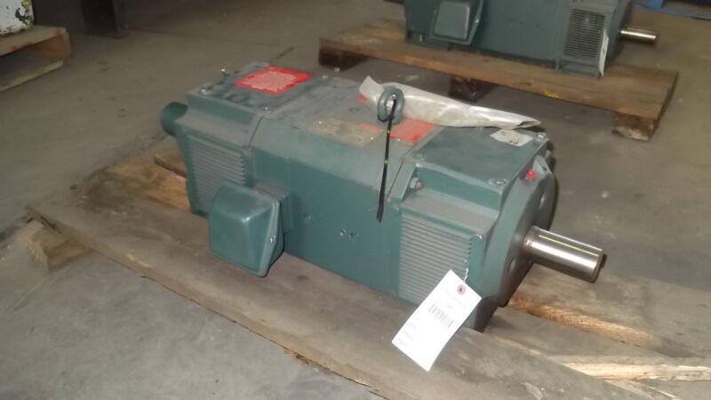 15 Hp Dc Reliance Electric Motor, 1750 Rpm, Sc2113atz Frame, Dp, 500 V, New