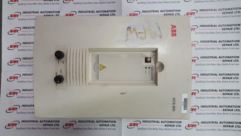 ABB SERVO DRIVE ACS601-0020-4-000B1500800