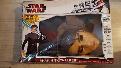 Anakin Skywalker Star Wars Faschingskostüm 8-10 - Anakin Skywalker Kostüm