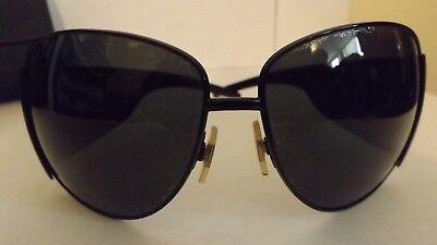 Dolce & Gabbana  Sunglasses  DG2014 Sunglasses 01/87 GLOSS BLACK WRAP SUNGLASSES