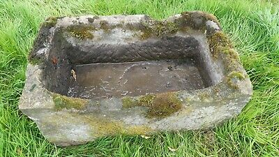 Antique Stone Trough.