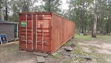 40 foot shipping container Greenbank Logan Area Preview