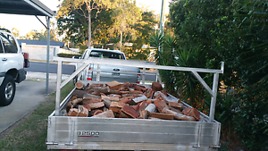 Firewood, ironbark & gum. Delivered. $150 Taringa Brisbane South West Preview