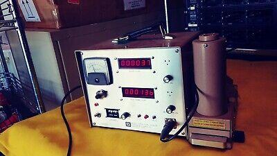 Ludlum 2929 W43-10-1 Dual Channel Scaler Ab Scintillation Geiger Radiation