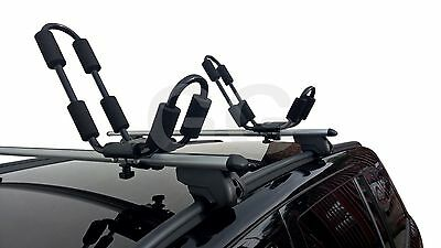 Roof Rack Bar Kayak Carrier Universal Fitment Hull A Port