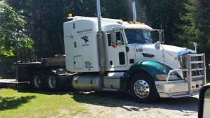 Peterbilt 386 2007 low Milage truck.