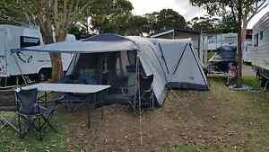 OZtrail Villa Elite 20th Anniversary Edition 12 Person Dome Tent Taylors Lakes Brimbank Area Preview