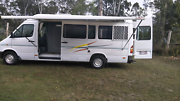 24ft Mercedes sprinter Childers Bundaberg Surrounds Preview
