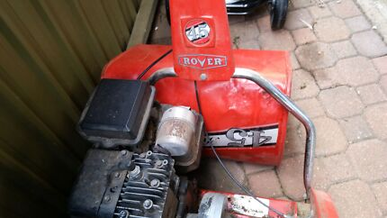 Rover self drive reel mower  Gawler East Gawler Area Preview