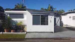 On site holiday caravan Forster Great Lakes Area Preview