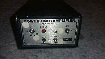 Wilcoxon Research P702 Power Unit Amplifier .......c14b1
