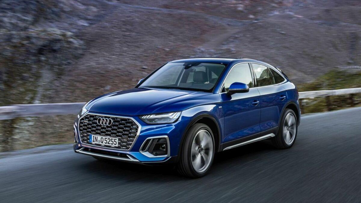 Audi Q5 Und Q5 Sportback Preise Bilder Marktstart Mobile De