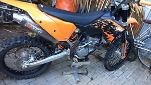 2007 KTM250sxf good condition Deception Bay Caboolture Area Preview
