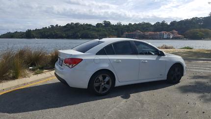2016 Holden Cruze Sedan