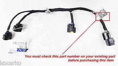 oem ignition coil wire kia opirus amanti carnival sedona 2 7l 06 10 39610 3e600 ebay