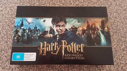 Harry Potter Hogwarts Collection 31 Disc DVD Blu-Ray 3D Box Set
