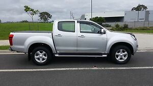 2014 Isuzu D-Max Ute Forster Great Lakes Area Preview