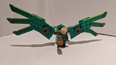 Lego Spider-Man Vulture Minifigure with wings from set 76114 - BRAND NEW!