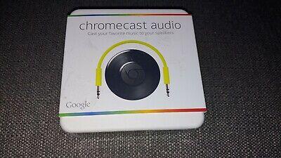 Google Chromecast Audio Media Streamer