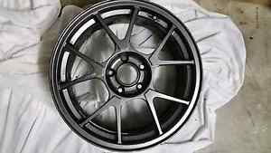 Weds sport forged alloy wheels tc005 17x8 Carindale Brisbane South East Preview