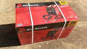 MIG WELDER - Gasless - MECHPRO by REPCO - BRAND NEW Mile End West Torrens Area Preview