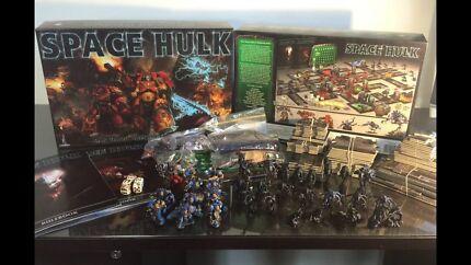 Space Hulk 3rd edition complete Warhammer 40k board game Kalamunda Kalamunda Area Preview