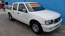 1999 Holden Rodeo DUAL FUEL, DUAL CAB Enfield Port Adelaide Area Preview