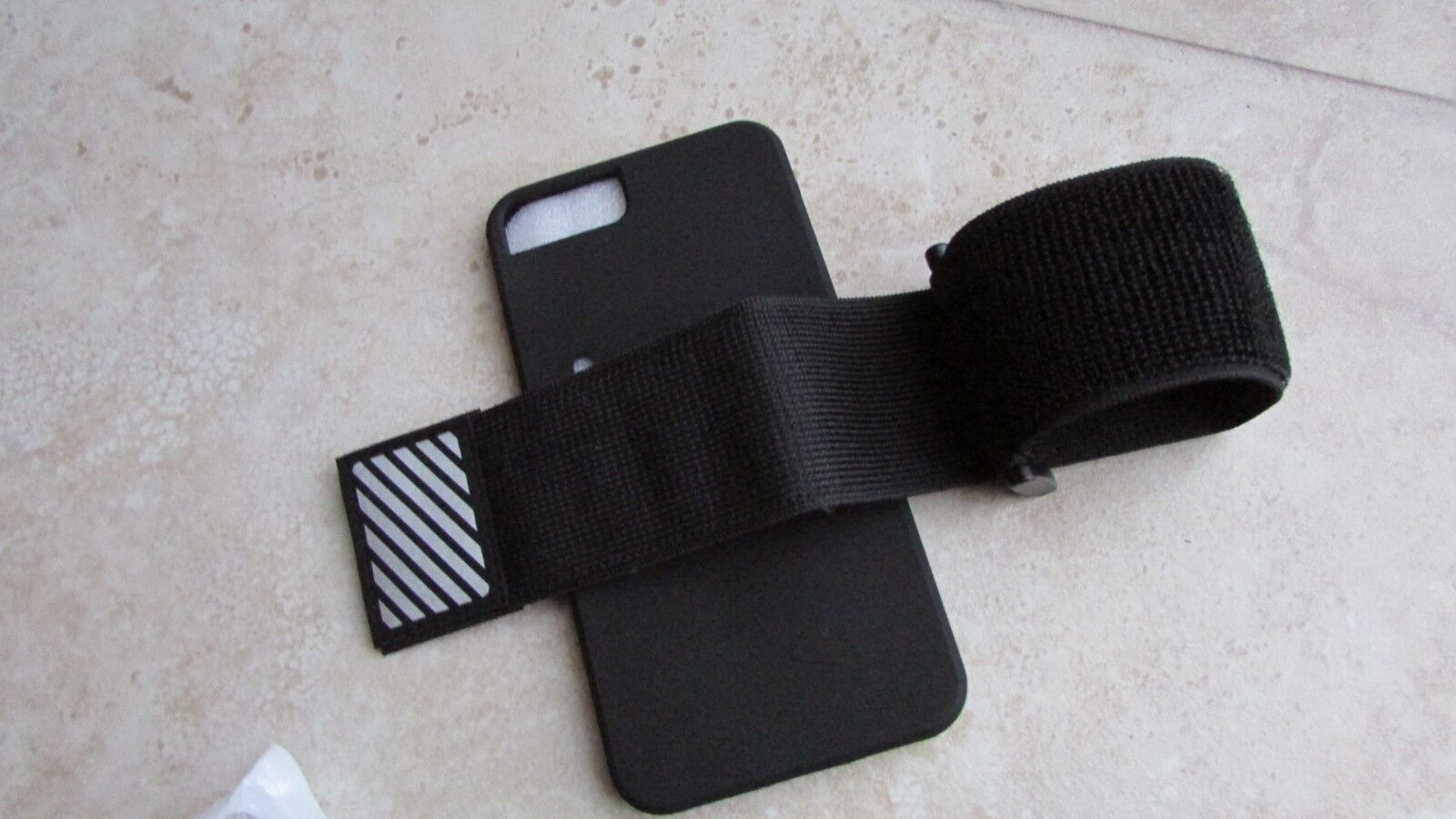 Arm Band for Apple iPhone 8 Plus / 7 plus Black <EXACT FIT>