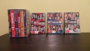 Grey's Anatomy Seasons 1 to 9 Bunbury Bunbury Area Preview