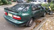 Nissan Pulsar N1595B SLX 1998 Paddington Eastern Suburbs Preview