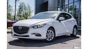 2018 Mazda Mazda3 Sport GS*LIQUID. DEMO*BANC CHAUF,CAM.RECUL,ANG
