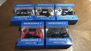 BRAND NEW THIRD PARTY PS4 CONTROLLERS FOR SALE! $70 FOR 2!