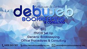 DEBWEB Bookkeeping & Consulting Mirrabooka Stirling Area Preview