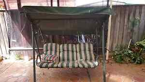 Rocking chair, swinging chair, outdoor furniture Woodcroft Blacktown Area Preview
