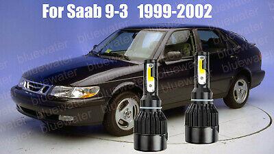 *READ* 1999-02 SAAB 9-3 Factory CD AM//FM Radio Audio Stereo PU-2134B OEM 5043278