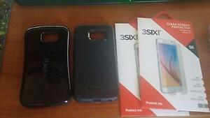 Samsung Galaxy S6 IFace& Otter Case & Screen Protector Hornsby Hornsby Area Preview