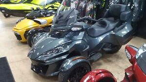 2018 Can-Am Spyder RT Limited -