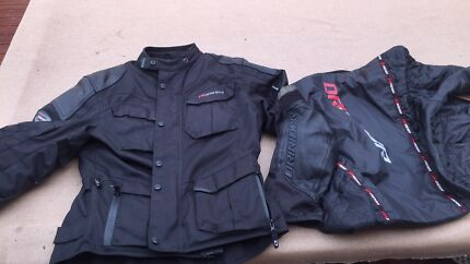 Motorcycle jacket  Surrey Downs Tea Tree Gully Area Preview