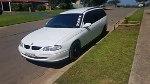 VT 2000 HOLDEN COMMODORE SWAPS FOR 4WD St Clair Penrith Area Preview
