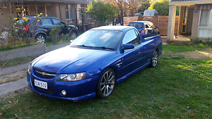 VZ SS Ute. V8 Manual. Low Ks. Belconnen Belconnen Area Preview