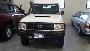 KBCAMPERS TOYOTA LAND CRUISER 2011 BUSHY CAMPER DIESEL 4X4 Wangara Wanneroo Area Preview