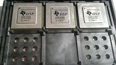 1pctms320c6201gjc200tidsp Fixed-point 32bit 200mhz 1600mips 352-pin Fccsp