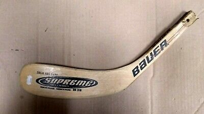 BAUER ABS CORE WOOD REPLACEMENT BLADE FOR ICE/ROLLER HOCKEY LEFT SR. DESJARDINS