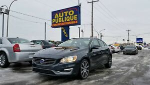 Volvo S60 T6 AWD 2014 Polestar  - jamais accidenté - entretenue