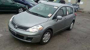 2009 Nissan Versa certified etested