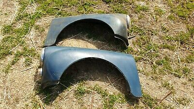 Morris Minor 1000 Front Wings left and right side