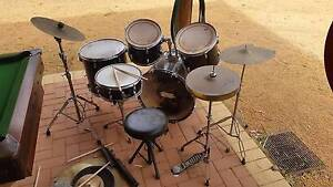 Drum Kit second hand Chidlow Mundaring Area Preview